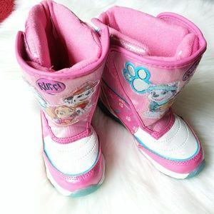 Paw Patrol | Pink Kids Rain Boots